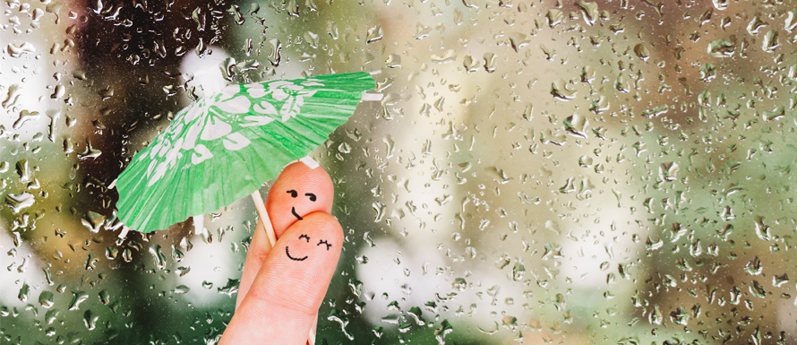 Kesehatan Umum - Manfaat Hujan-hujanan Bagi Kesehatan ...