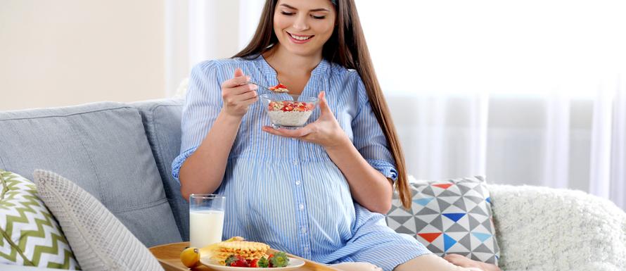 5 Cara Mengontrol Berat Badan Saat Hamil