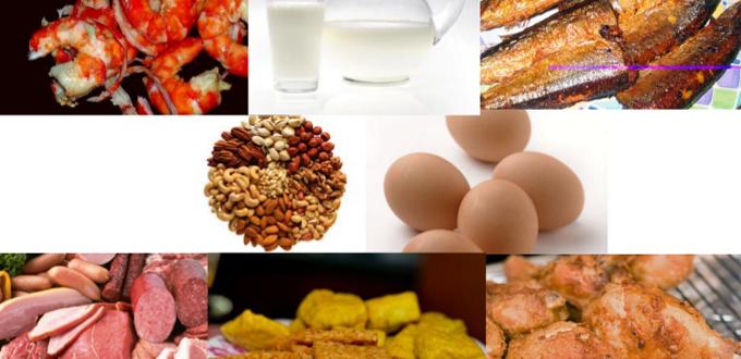 Nutrisi Jenis Makanan Yang Banyak Mengandung Zat Kapur